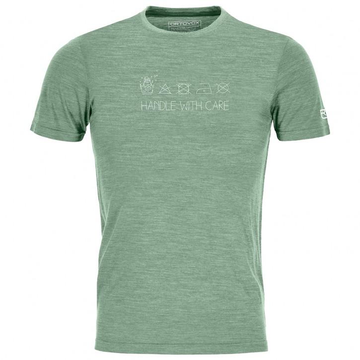 Ortovox 120 Cool Tec Wool Wash T-Shirt M