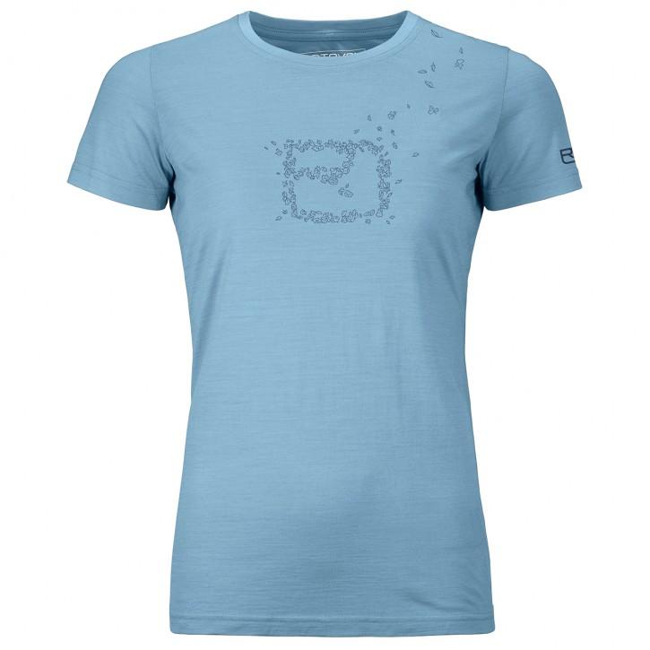 Ortovox 150 Cool Leaves T-Shirt W
