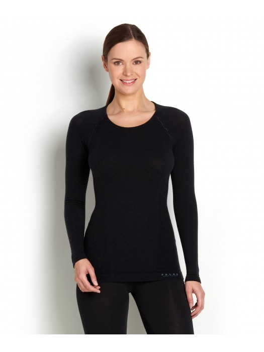 Falke Trekking Wool Long Shirt Women