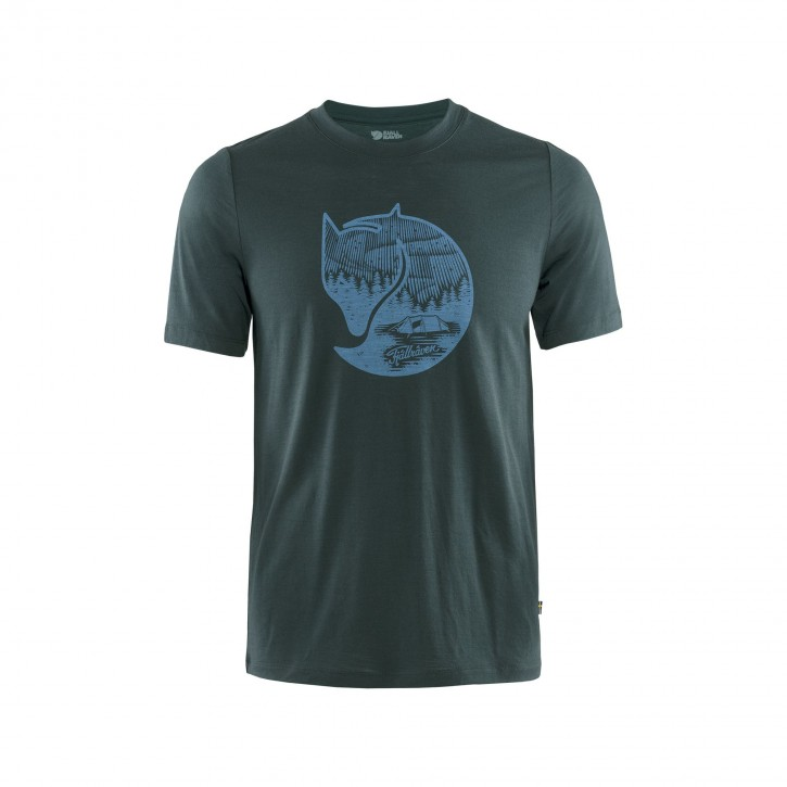 Fjällräven Abisko Wool Fox T-Shirt Men