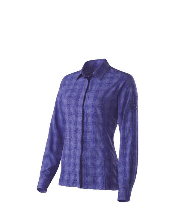 Mammut Alessandria Shirt long Women - lilac