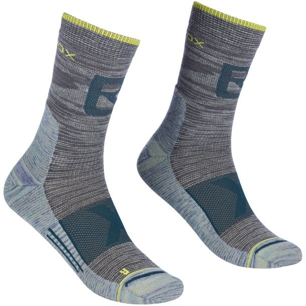 Ortovox Alpinist Pro Compression Mid Sock M