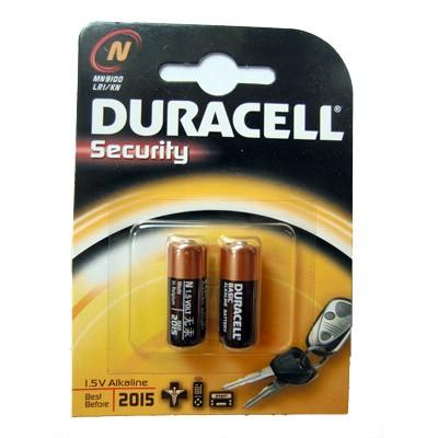 Duracell 2015 Batterie