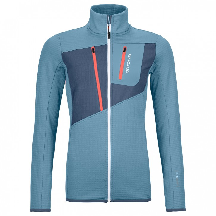 Ortovox Fleece Grid Jacket W