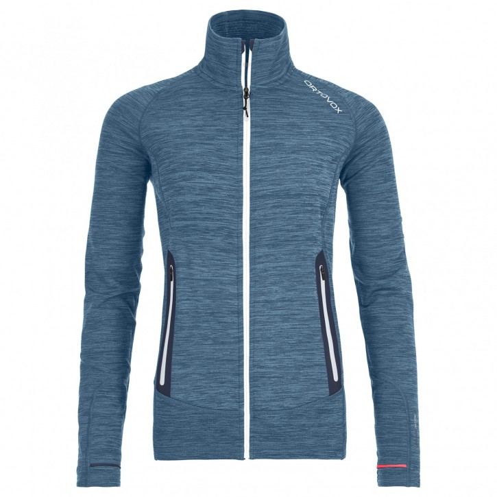 Ortovox Fleece Light Melange Jacket W