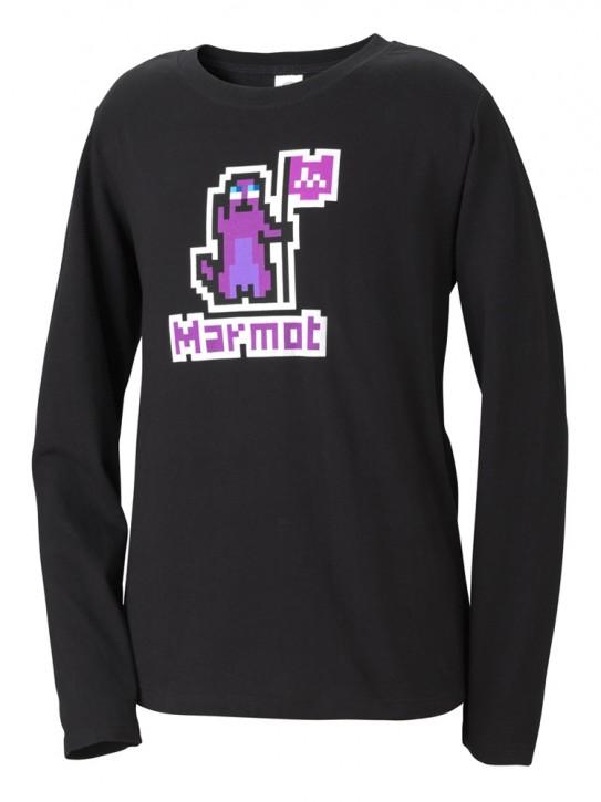Marmot Girls 8 bit T-Shirt