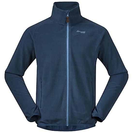 Bergans Hareid Fleece Jacket NoHood