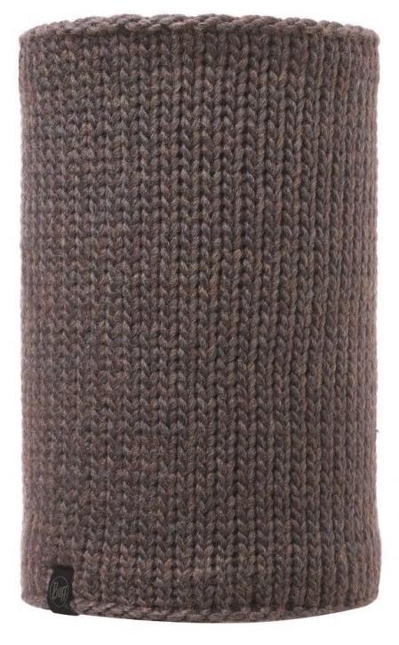 Buff Adult Neckwarmer Knitted & Polar