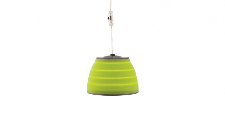 Outwell Lamp Leonis Lux Lime Green