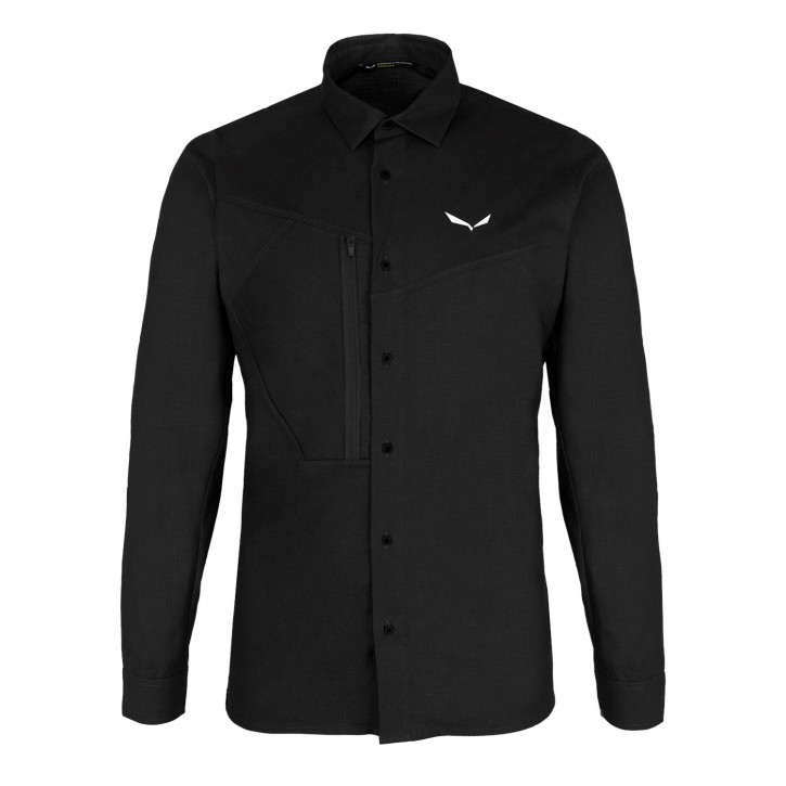 Salewa Lavaredo Hemp M L/S Shirt