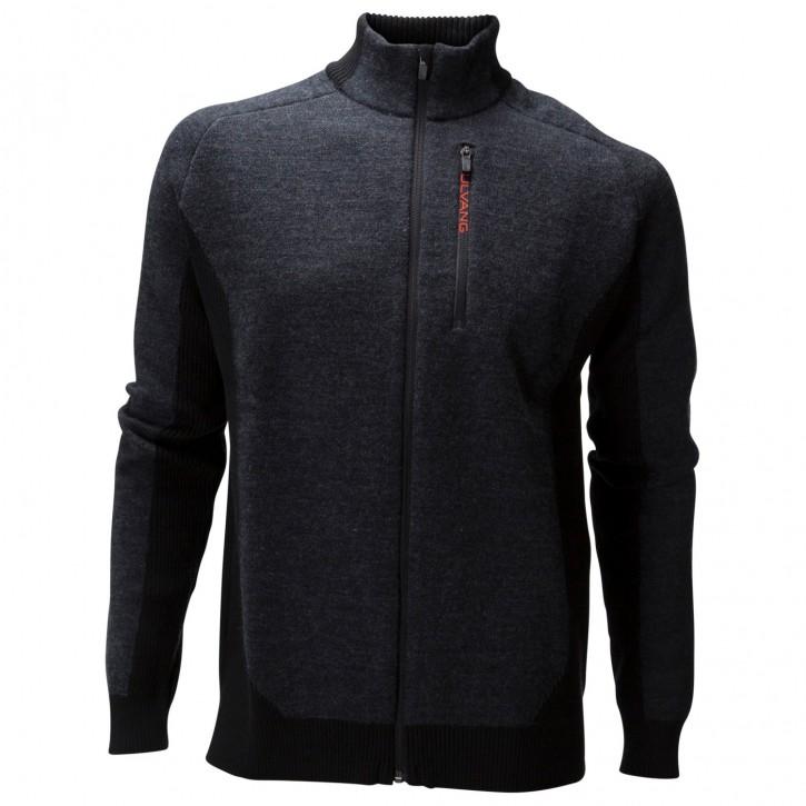 Ulvang Loden Jacket M / black/charcoal melange