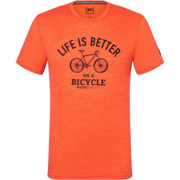 Supernatural M Better Bike Tee