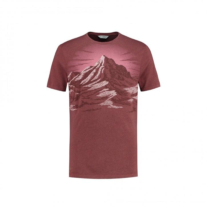Blue Loop Pure T-Shirt Mountain