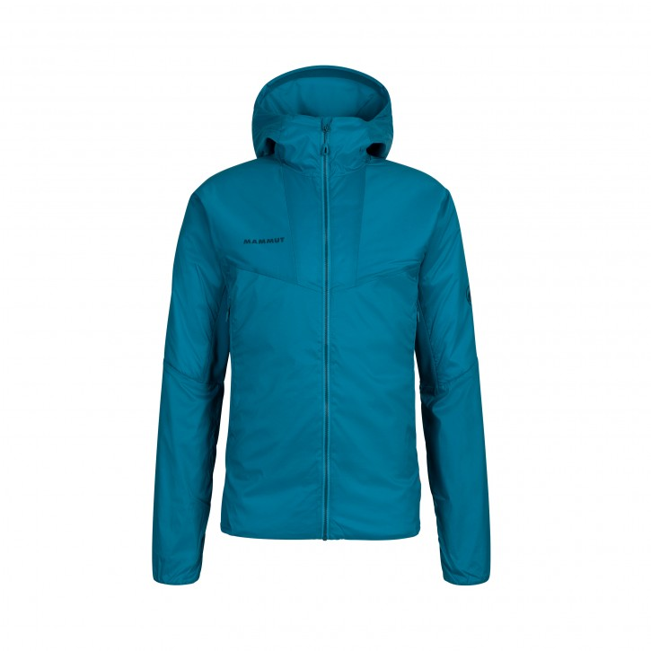 Mammut Rime Light IN Flex Hooded Jacket Men