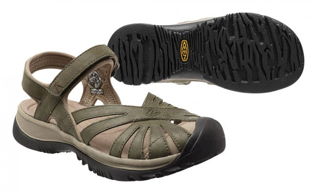 Keen Rose Leather Women
