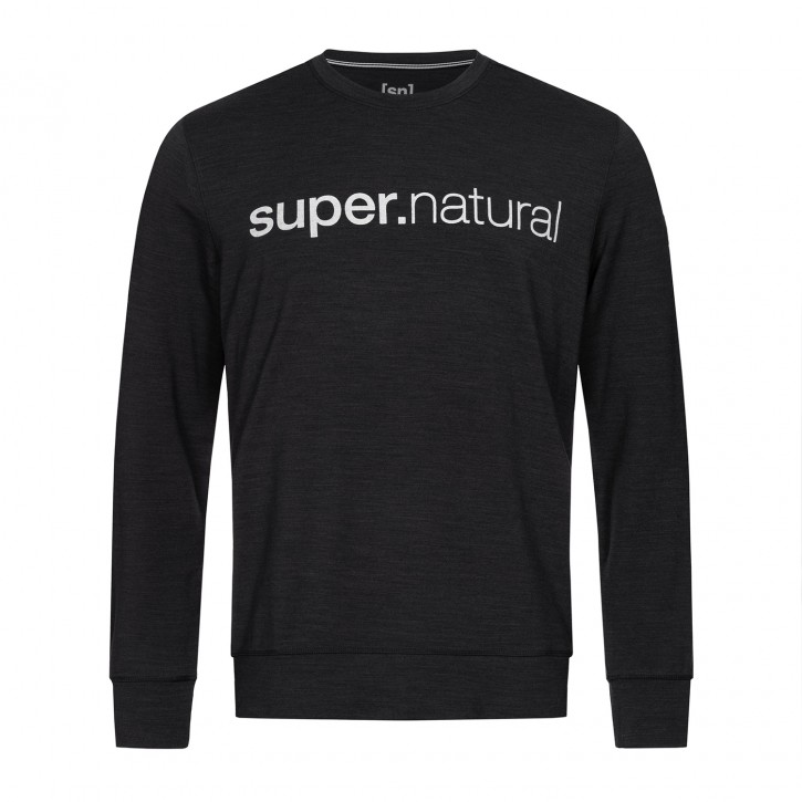 Supernatural Mens Signature Crew