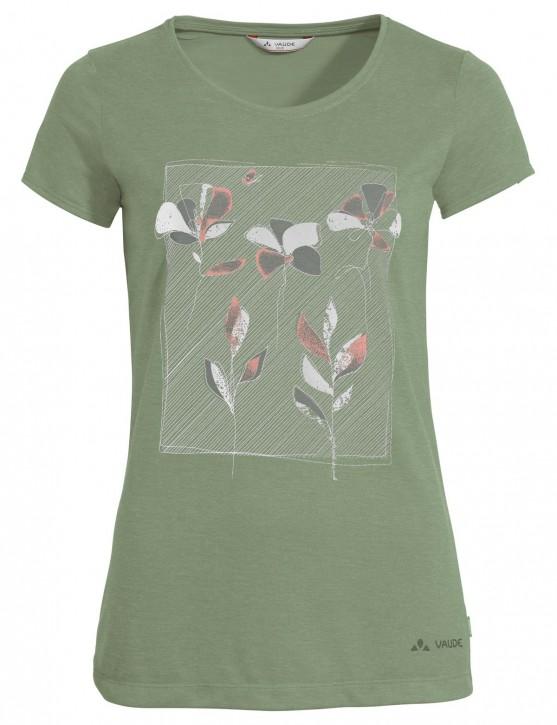 Vaude Wo Skomer Print Shirt