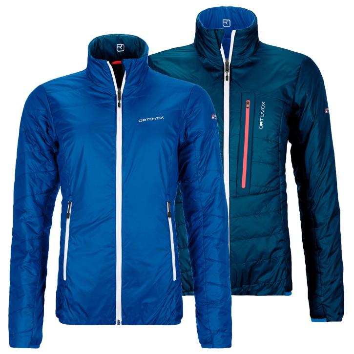 Ortovox Swisswool Piz Bial Jacket W
