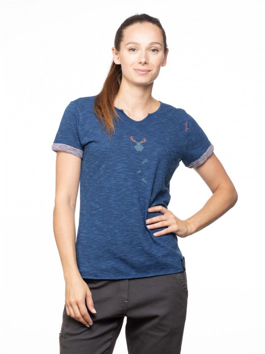 Chillaz Tao Hirschkrah T-Shirt Women