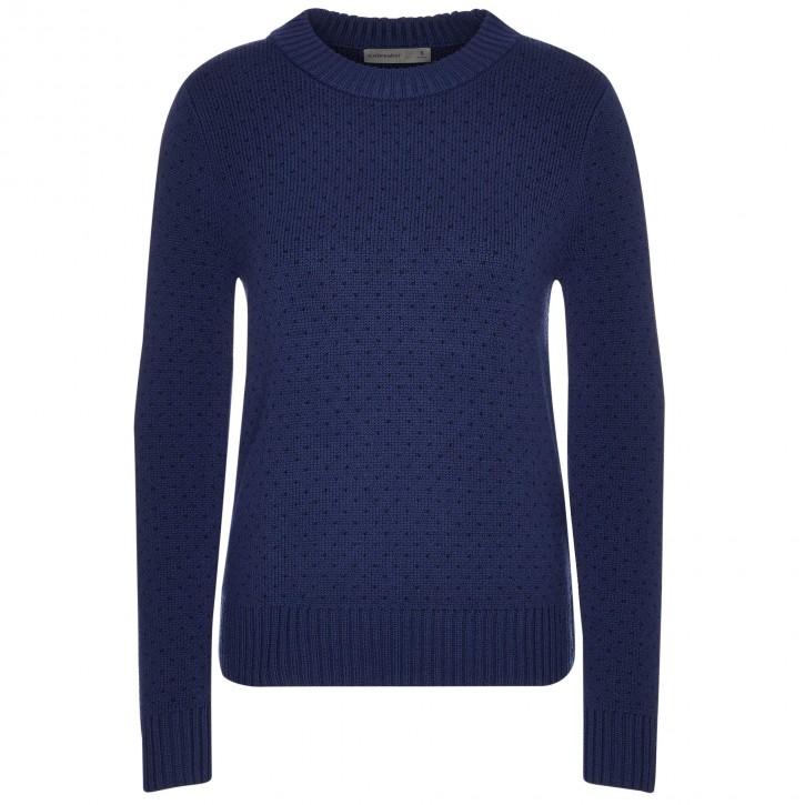 Icebreaker Waypoint Crewe Sweater Women