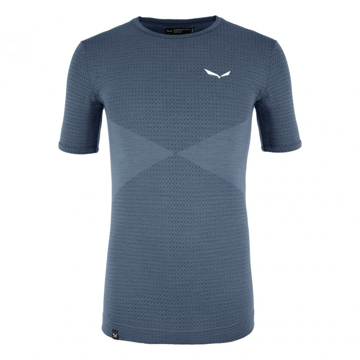 Salewa Zebrus Medium Warm AMR T-Shirt Men