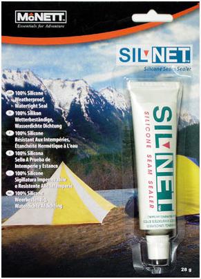 McNett SilNet Silikon-Nahtdichter 28ml