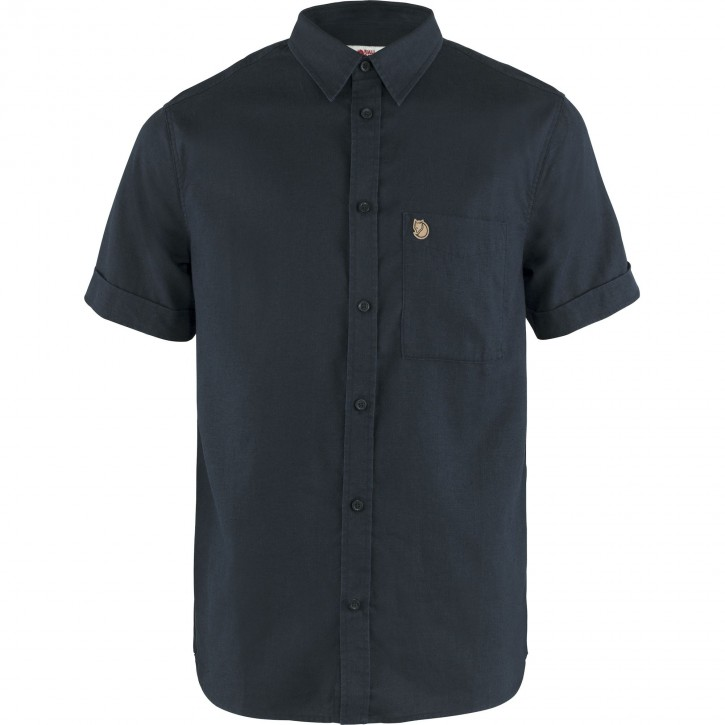 Fjällräven Övik Travel Shirt SS Men