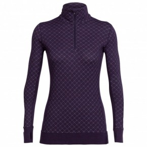 Icebreaker Affinity Thermo LS HZ Women