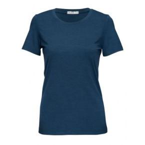 Palgero Birta Merino T-Shirt M / blue melange