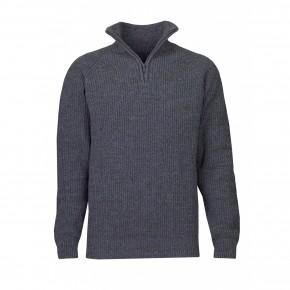 Blue Loop Everyday Zip Sweater M / blue