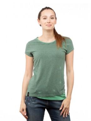 Chillaz Fancy Flower T-Shirt Women