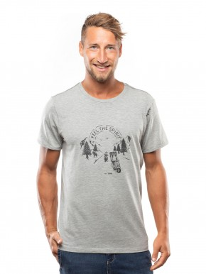 Chillaz Feel The Spirit T-Shirt
