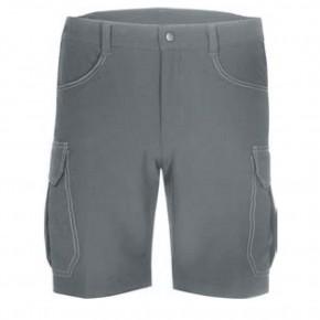 Hot-Sportswear Gstaad Cargo Bermuda 46 / steel