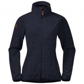 Bergans Hareid Fleece Lady Jacket NoHood