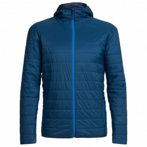 Icebreaker Mens Hyperia Hooded Jacket