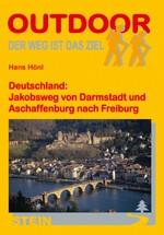 Deutschland: Jakobsweg von Darmstadt und Aschaffenburg bis Freiburg