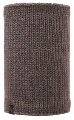Buff Adult Neckwarmer Knitted & Polar