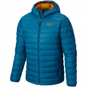 Mountain Hardwear Micro Ratio Down Hooded Jacket Men