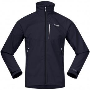 Bergans Slingsby LT Softshell Jacket M / dark navy/white
